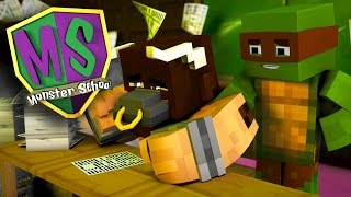 Minecraft Monster School - THE NEW BIG BAD BULLY!?