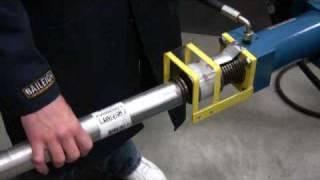 baileigh eb 300 exhaust tube bender