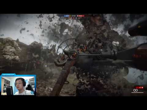 Battlefield 1: SINGAPORE REPRESENT!