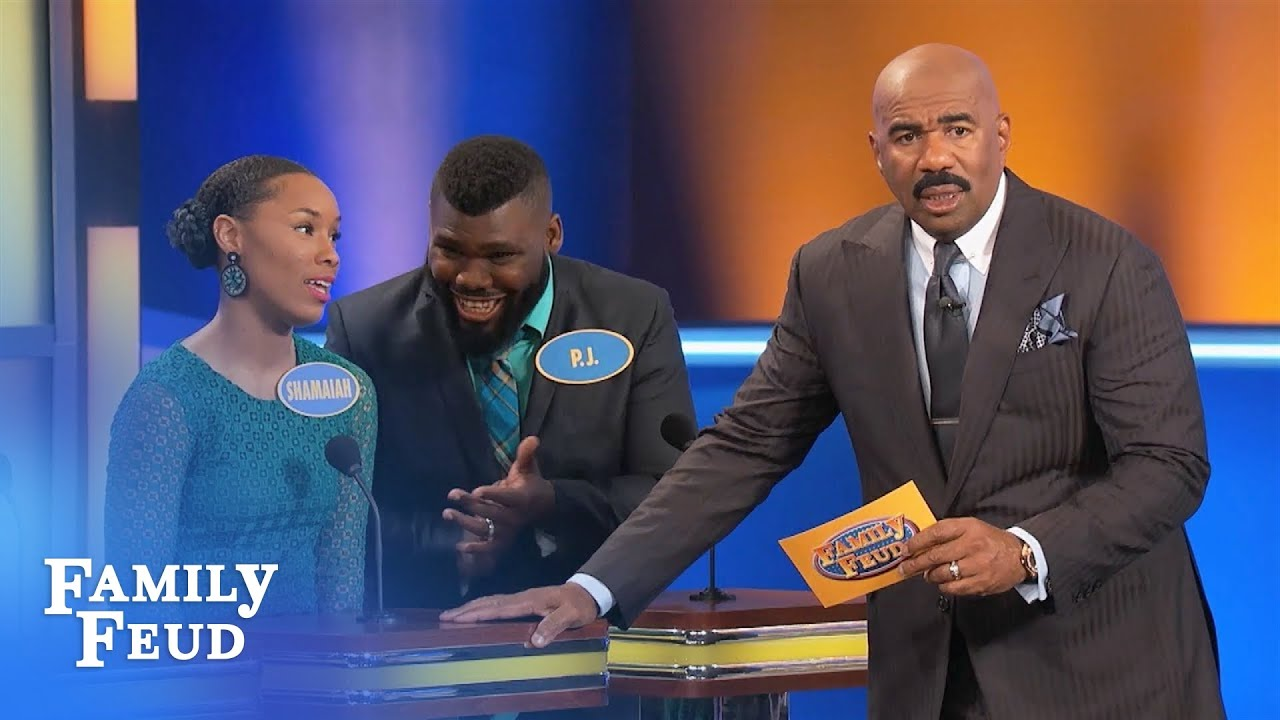 RISE and SHINE HONEY! | Family Feud