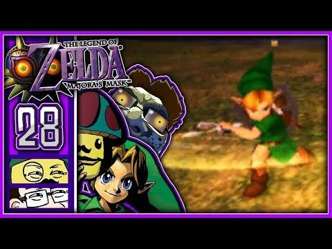 Moggy & Jonny lieben The Legend Of Zelda: Majoras Mask! - [Schmirgelklinge] #28