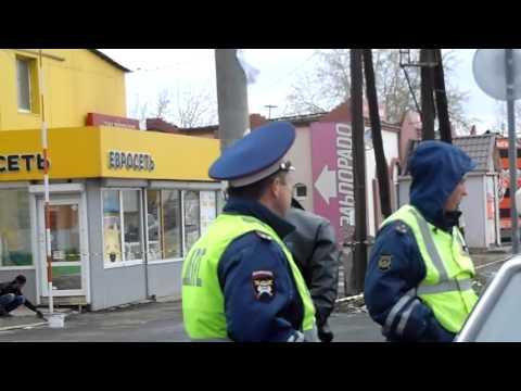 Беспредел в Свердловской Области пос.Белоярский