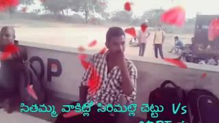 Sudheer and siva dubbing SVSC clip