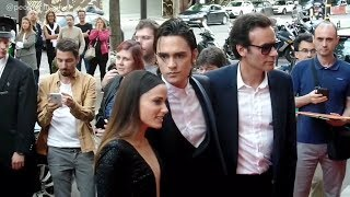Capucine Anav, Alain-Fabien Delon et Anthony Delon au Global Gift Gala de Paris - 03.06.2019