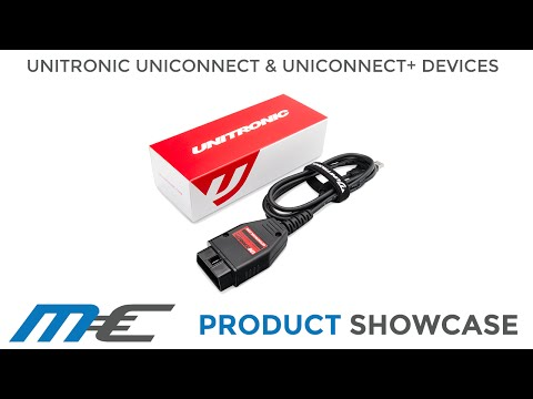 Unitronic UniConnect+ Programming Tool - Frequently Asked Qu