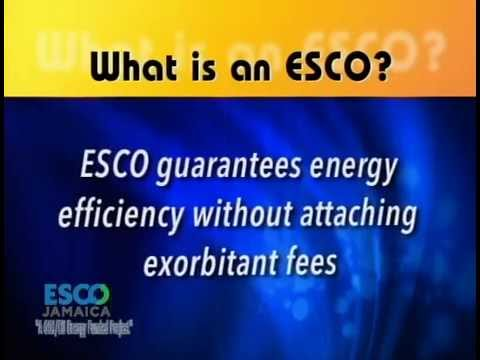 Building an Energy Services Company (ESCO) Industry in Jamai