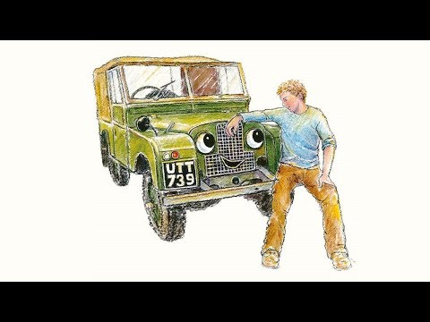 Landy: A Classic Land Rover Book for Children (Read Out Loud)