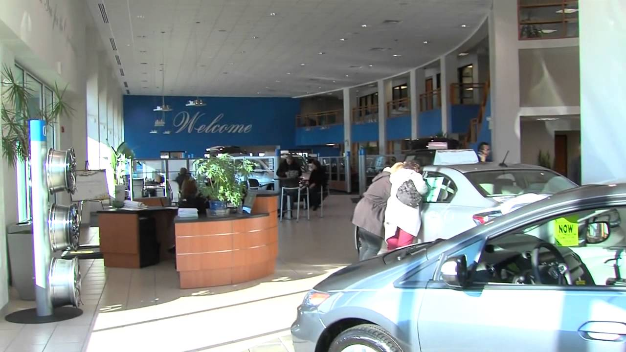 The Hamilton Honda Difference Sales, Service and Finance - YouTube