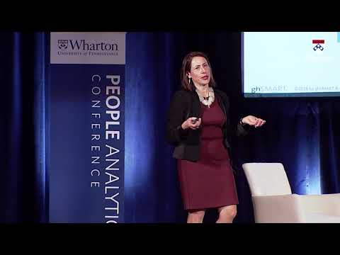 Wharton People Analytics Conference 2018 | CEO Analytics