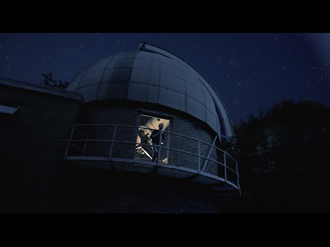 The Astronomer Trailer