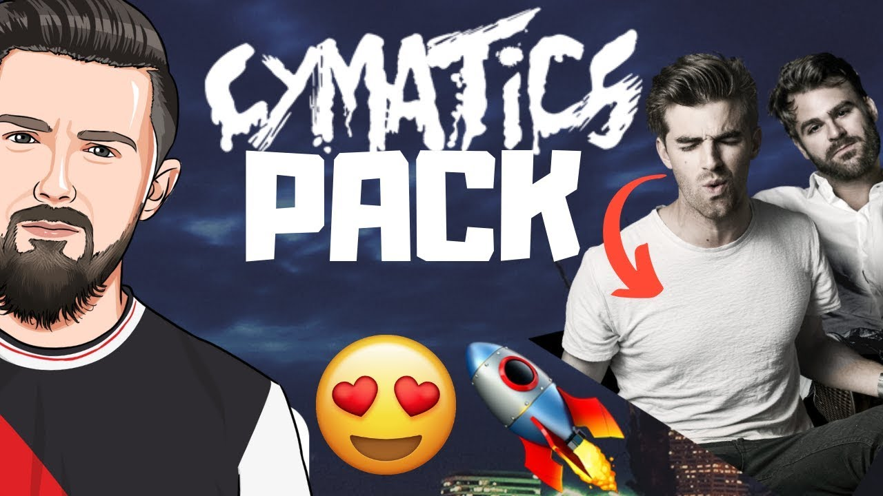 Free Cymatics Chainsmokers Pack 2019 (Serum Presets & Melody Loops)