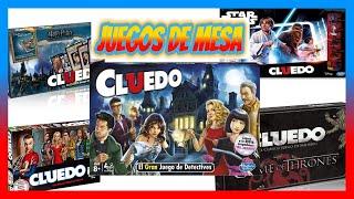 CLUEDO AMAZON / Juegos de Mesa Amazon / Comprar Cluedo 👌👍