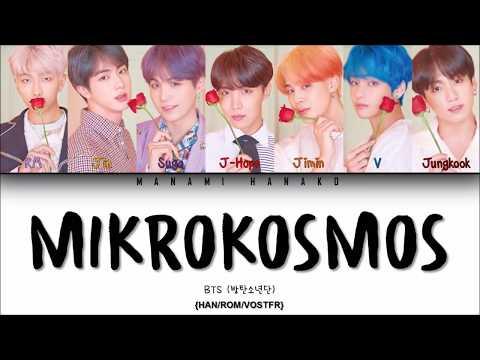 {VOSTFR/HAN/ROM} BTS (방탄소년단) - Mikrokosmos (소우주) (Color Coded Lyrics français/Rom/Han/가사)