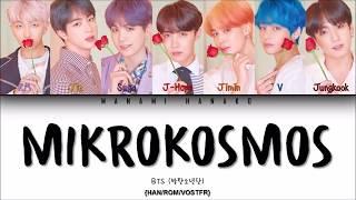 Download Lagu {VOSTFR/HAN/ROM} BTS (방탄소년단) - Mikrokosmos (소우주) (Color Coded Lyrics français/Rom/Han/가사) mp3