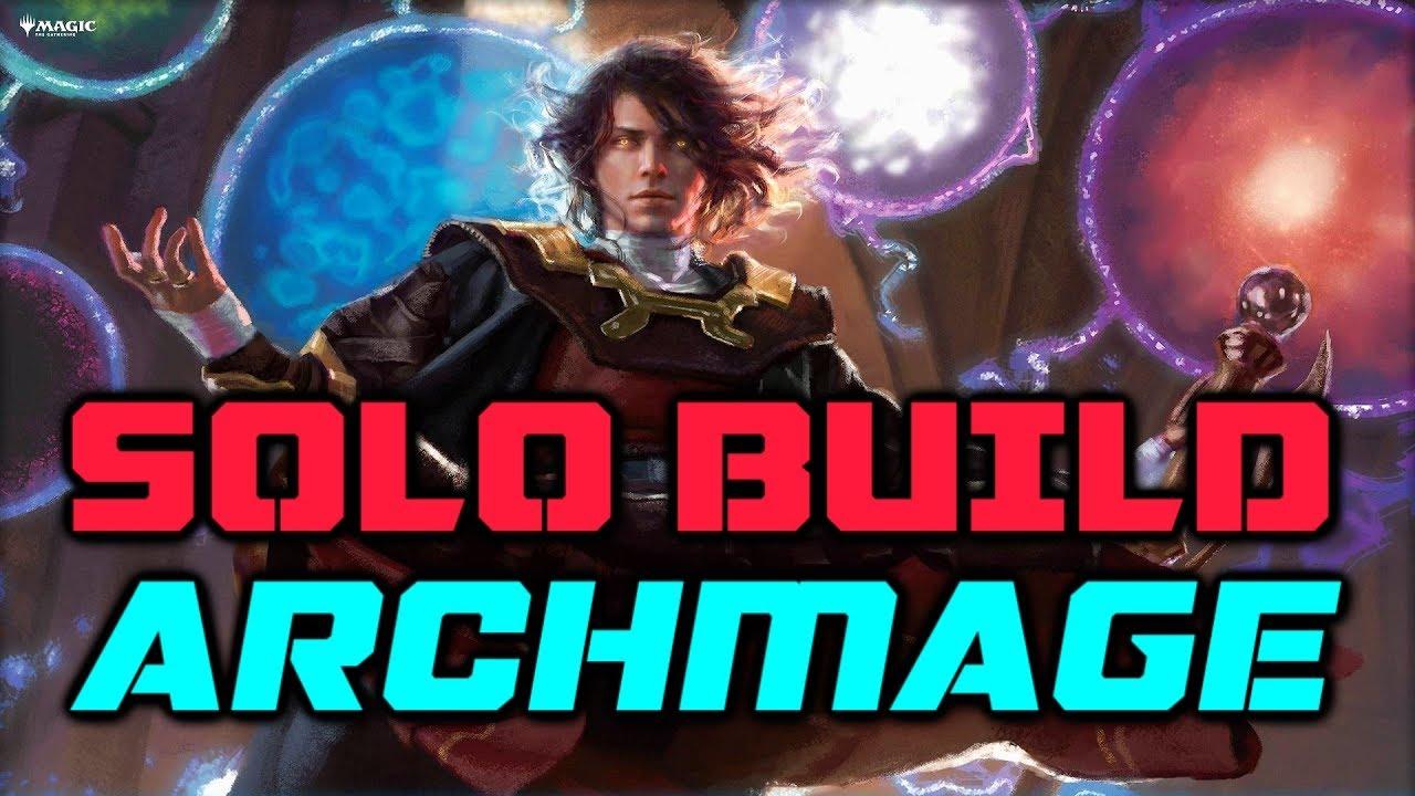 Solo Build: Archmage Eternal (Single Wizard) – Pillars of Eternity 2: POTD  Guide