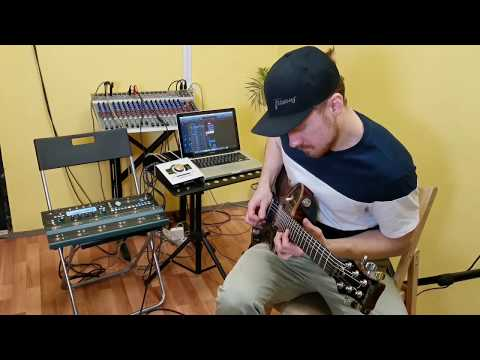 Eduard Sharonov - Kemper Profiler Stage Test/Marshall And Mesa Profiles. Framus Panthera Supreme