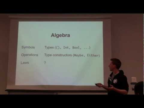 The Algebra of Algebraic Data Types