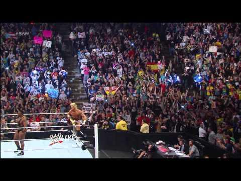 WWE Monday Night Raw En Espanol - Monday, April 8, 2013