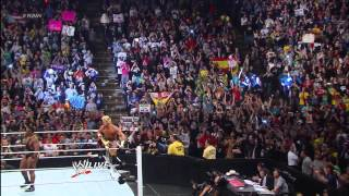 WWE Monday Night Raw En Espanol - Monday, April 8, 2013