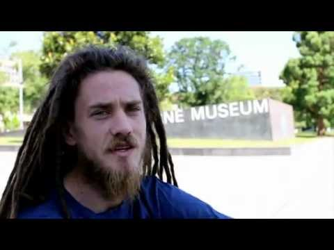 Lewis Marnell talks Dunks at the Melbourne Museum