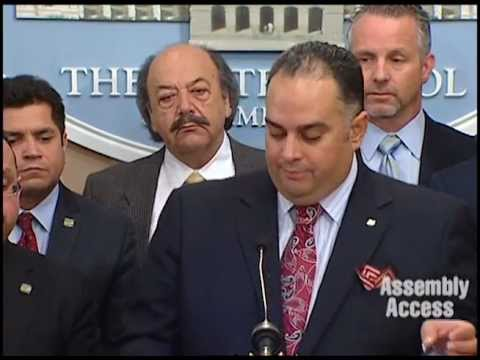 Speaker Pérez, Bipartisan Group of Legislators Support Comprehensive Immigration Reform