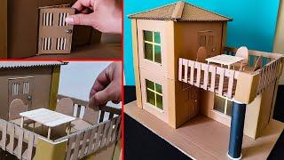 Kartondan Ev Nasıl Yapılır - Teknoloji Tasarım