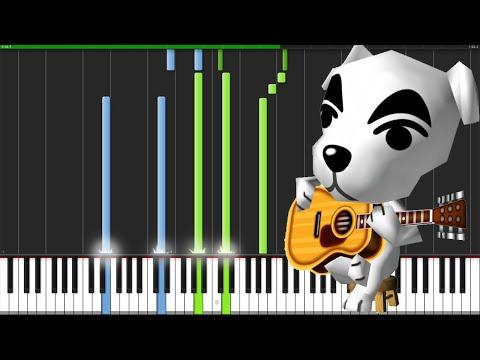 Main Theme - Animal Crossing: Wild World [Piano Tutorial] (Synthesia)