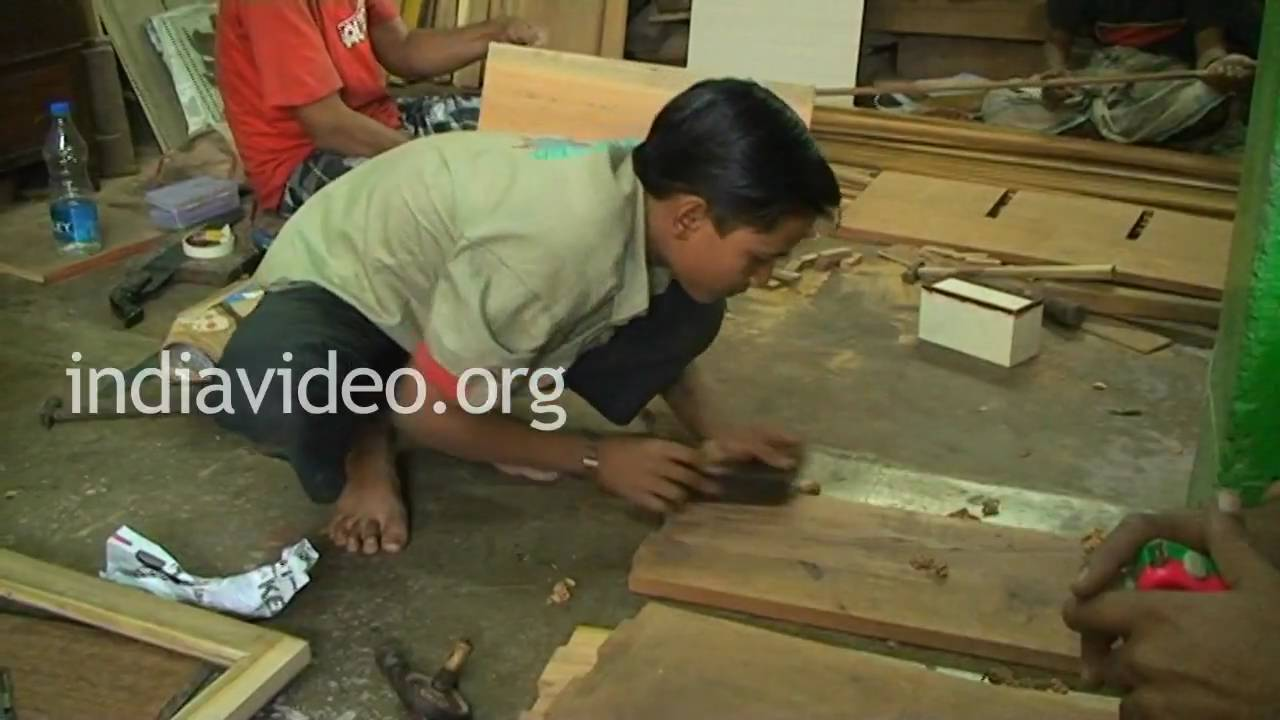 Carpenters Furniture Shops Kolkata India