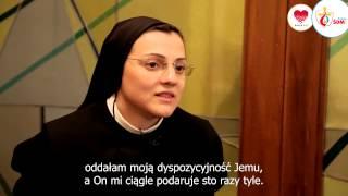Wywiad z s. Cristiną Scuccią w ramach programu