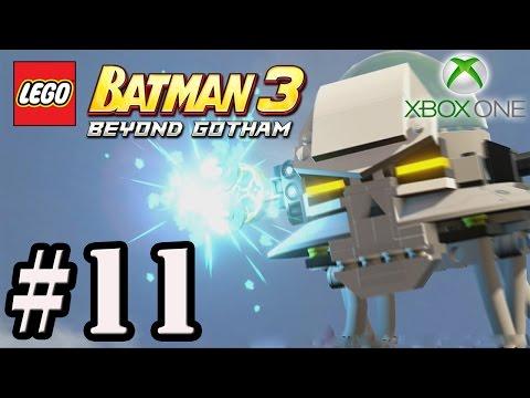 Let's Play: Lego Batman 3: Beyond Gotham - Parte 11 - Euro-Destruído