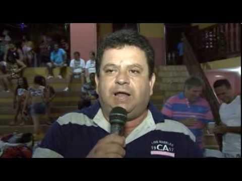 Abertura oficial do Caranaval 2014 Paracambi