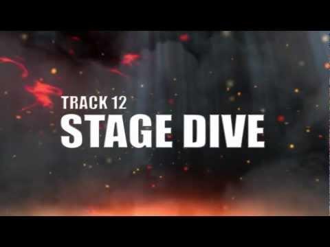 "A Friend in London debut album ""Unite"" - Track 12 - Stage Dive"
