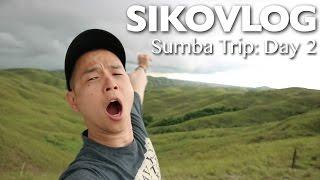 SIKOVLOG #42 - Sumba Trip Day 2: Selepas Hujan Di Bukit Wairinding