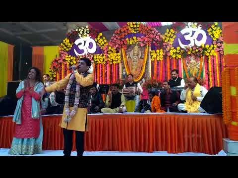asa jogiya da by Sh Kunal Sharma, Jhandewala Mandir 6-2-18