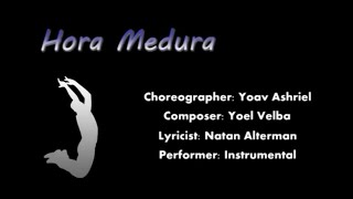 Hora Medura - IFD Israeli folk dancing for beginners