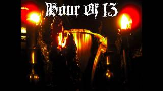 "HOUR OF 13 ""Rite Of Samhain"" Chad Davis vocal"