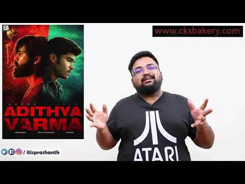 Adithya Varma review by Prashanth