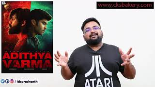 Adithya Varma review by Prashanth