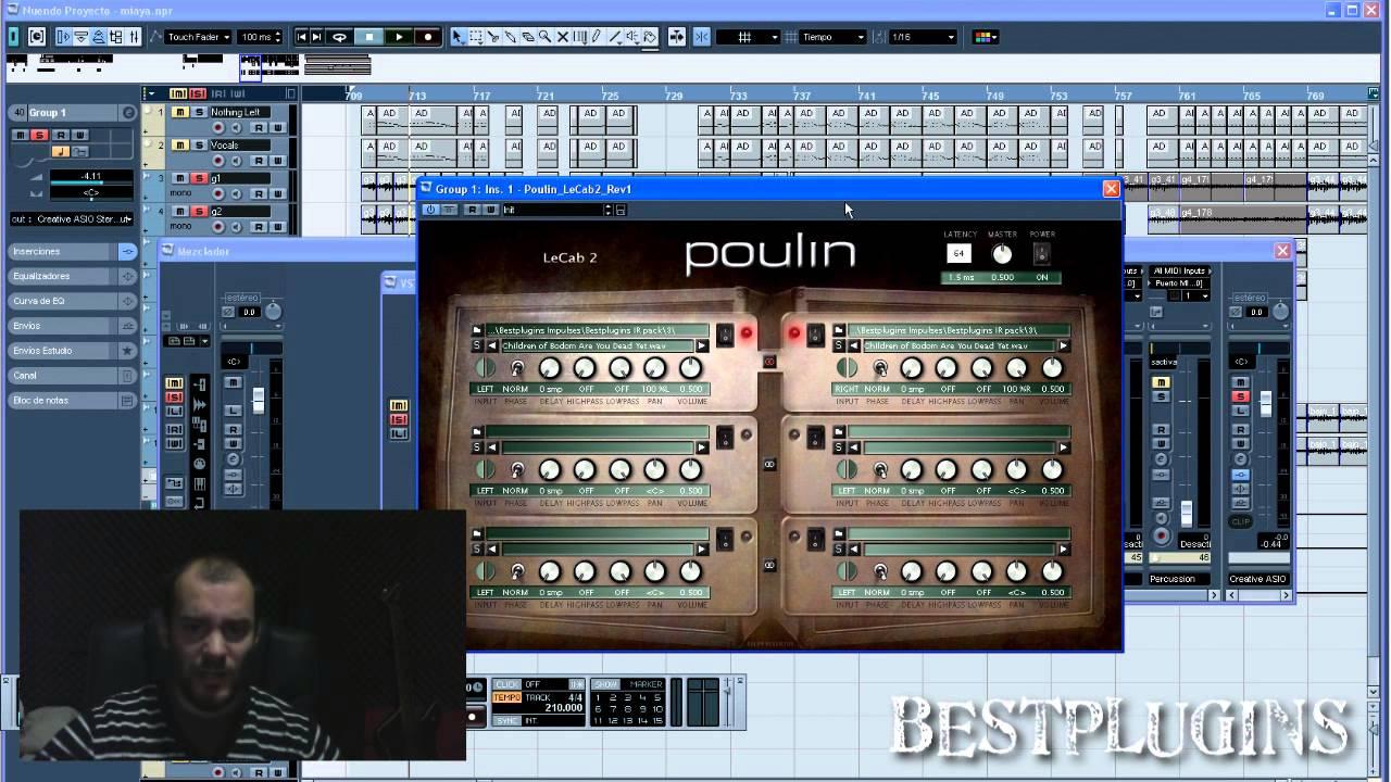 Metal: Impulse Response list | AudioSEX - Professional Audio Forum