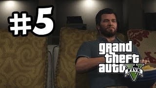 Grand Theft Auto 5 Part 5 Walkthrough Gameplay - Family Day Out - GTA V Lets Play Playthrough