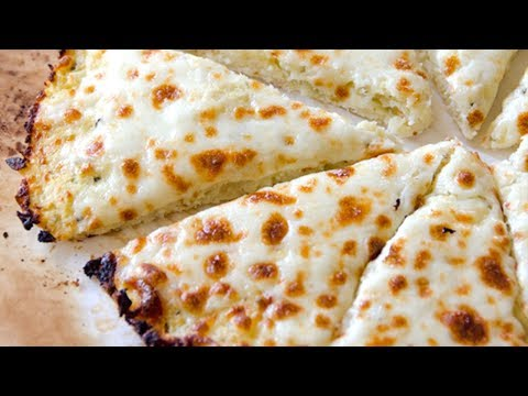 Easy Cauliflower Pizza Crust Recipe 2018