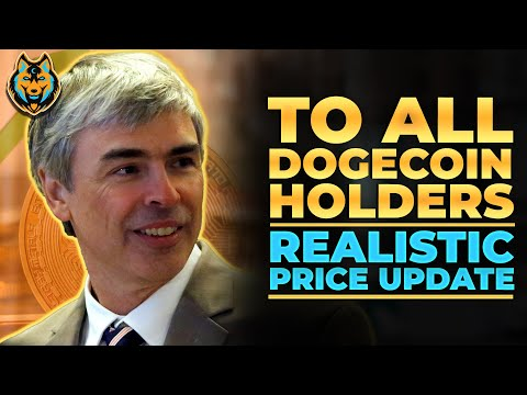 ALL DOGECOIN HOLDERS NEED TO WATCH THIS! (Huge Price Prediction)