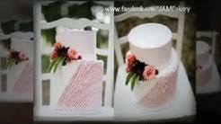 Custom Wedding Cakes | Serving Montgomery, AL | JAM Cakery | 251.599.7977