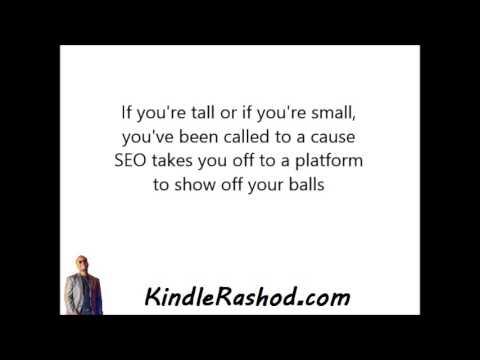 The Search Engine Song - Kindle Rashod - Fat Panda Design