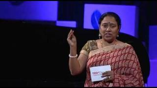 TEDxDanubia 2011 - Lakshmi Pratury - What the West Can Learn from the East