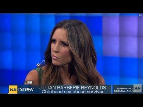 Jillian Barberie Reynolds: I was molested as a child