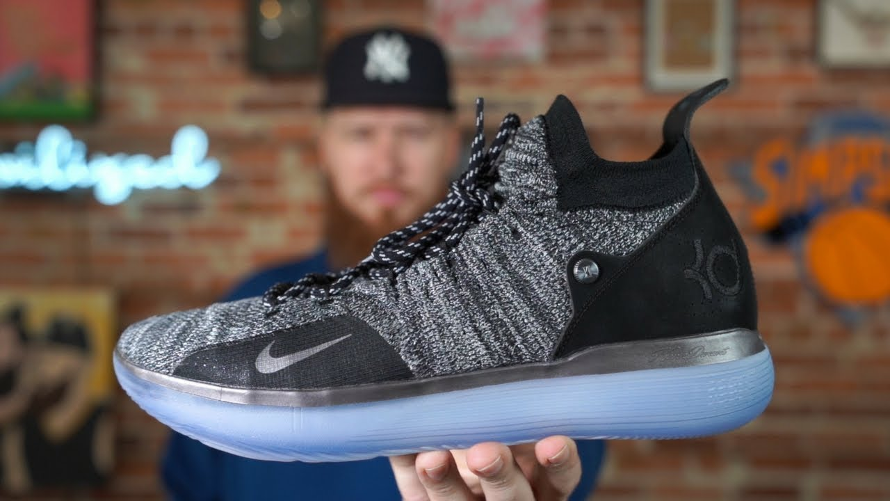 NIKE KD 11 PERFORMANCE OVERVIEW! MY INITIAL THOUGHTS! - YouTube 600390e86