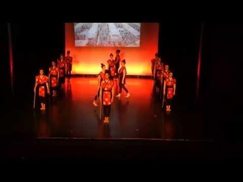 K'danse 2016 - Le Mausolée de l'empereur Qin