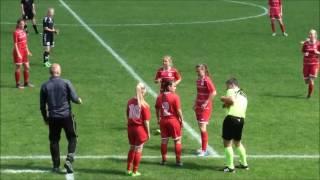 U18DM: BSF-Hillerød 21-05-2017 2. Halvleg