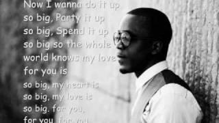 Iyaz- So Big lyrics